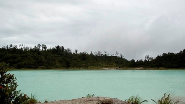 Tasik Air Putih via @indoholidayguide - Tempat Wisata Di Kepulauan Meranti