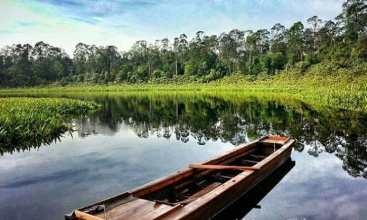 Tasik Nambus via Riaulink - Tempat Wisata Di Kepulauan Meranti