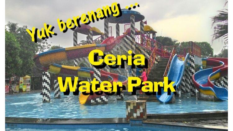 Waterpark Ceria Depok via Youtube