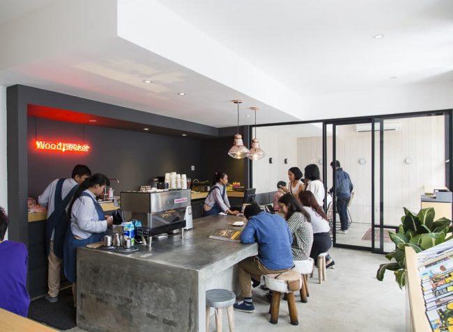 Woodpecker Coffee via Manual - tempat ngopi di Jakarta Selatan