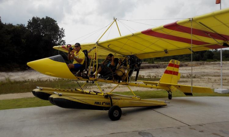 Air Adventure Flying Club Bintan via Fb @Travelingbintan