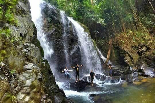 Air Terjun Seluro via IG @jambilagi