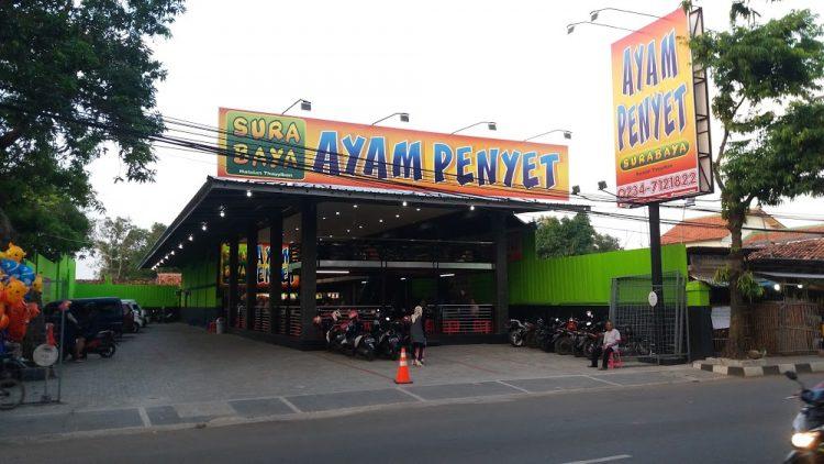 Ayam Penyet Khas Surabaya Indramayu