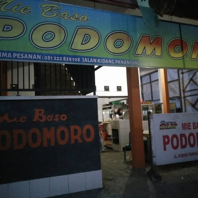 Bakso Podomoro
