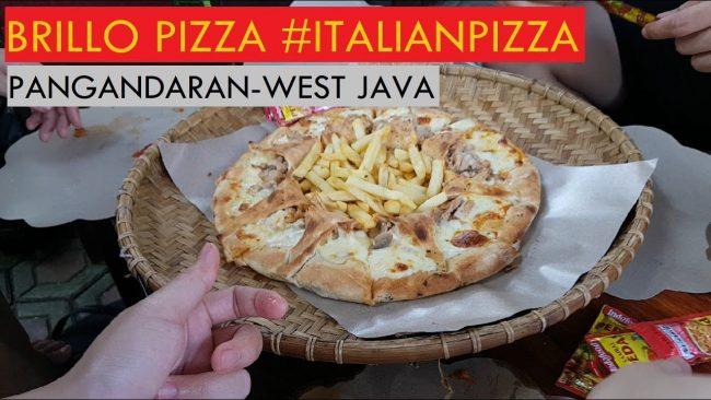 Brillo Pizza via Youtube