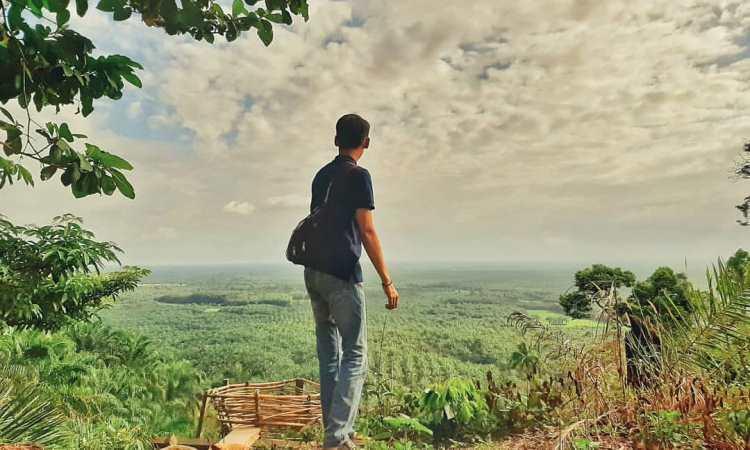 Bukit Suban Spi via Picbabun
