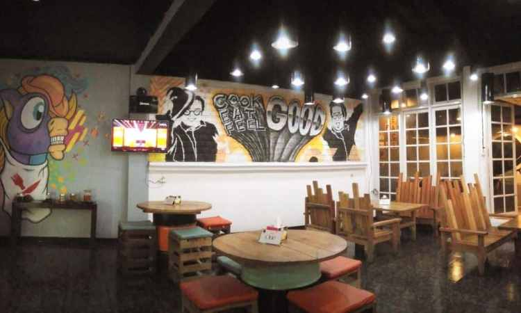 Cafe Mr. Topi Kitchen