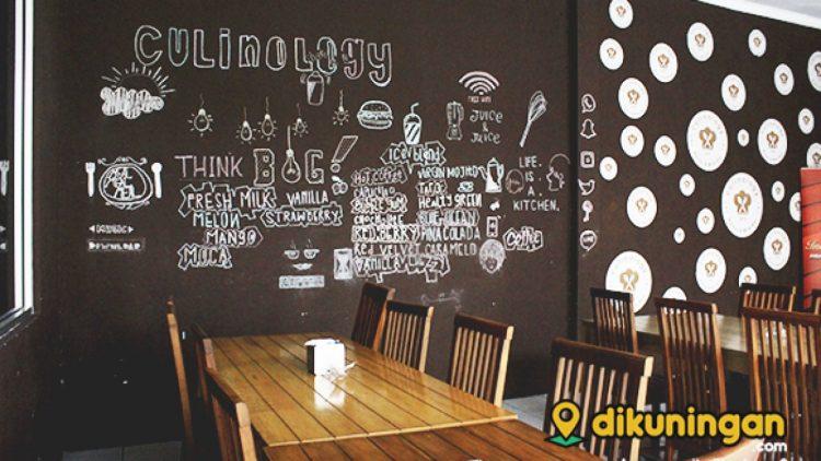 Culinology Resto & Milk Bar via Dikuningan