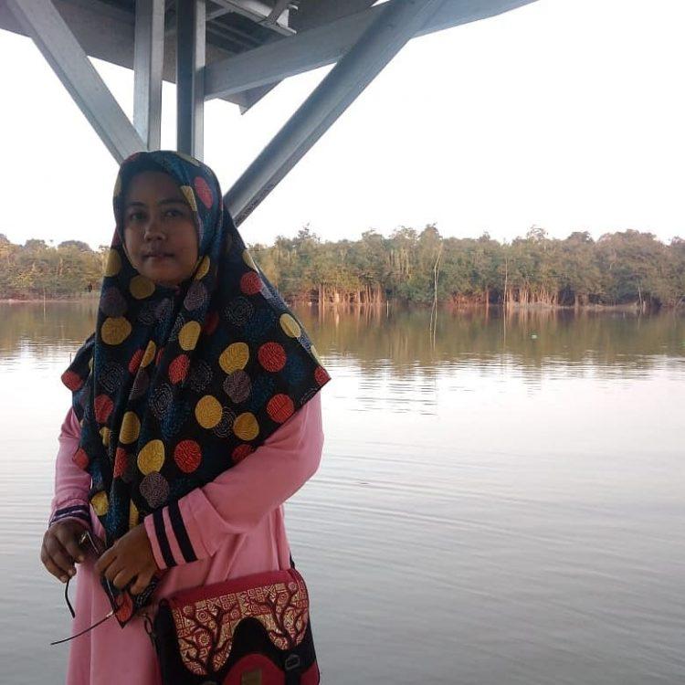 Danau Puri Indah via IG @nova_sandra_dewi