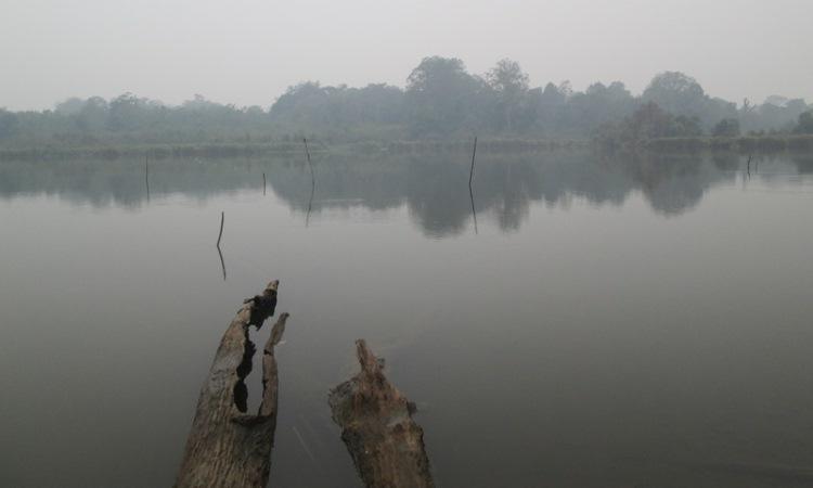 Danau Ugo via acKompasiana