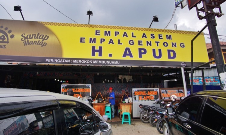 Empal Asem H. Apud via Pergidulu