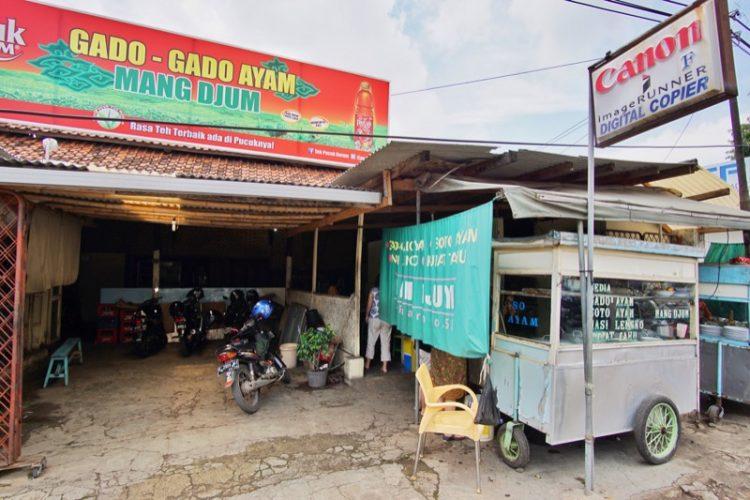 Gado-Gado Ayam Mang Djum