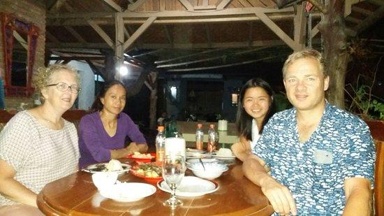 Green Garden Cafe Pangandaran via Tripadvisor