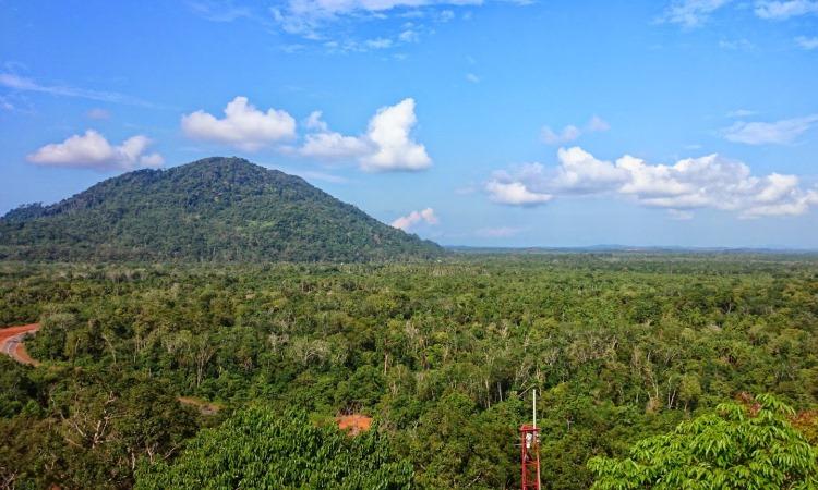 Gunung Bintan via Limakaki
