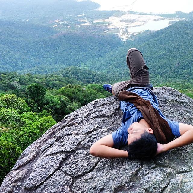 Gunung Jantan via IG @explorekepri