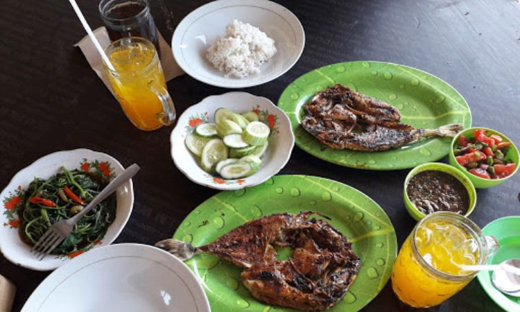Ikan Bakar Resto Mina Ayu via Google Maps