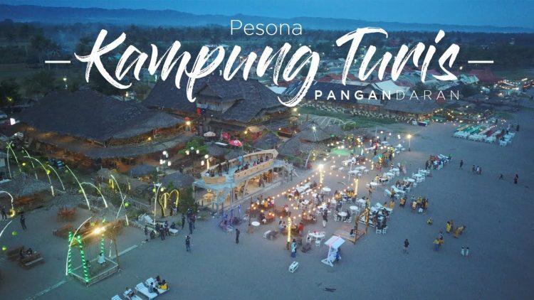 Kampung Turis Pangandaran via Youtube