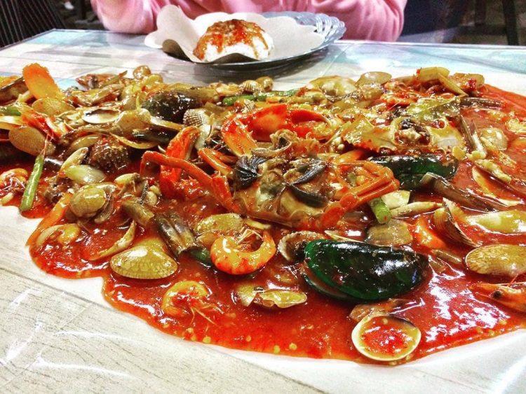 Kedai Tuan Crab Subang