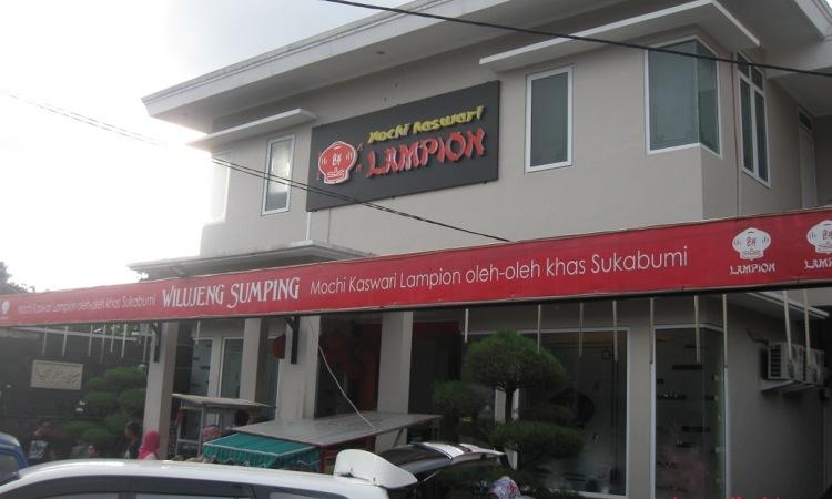 Mochi Kaswari Lampion via Sangnanang
