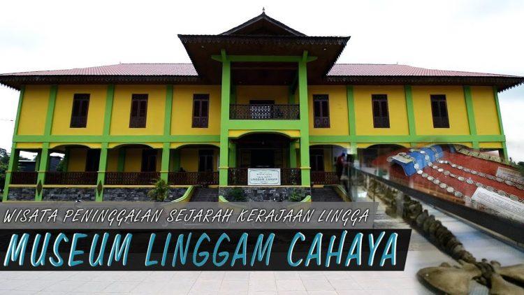 Museum Linggam Cahaya via Youtube