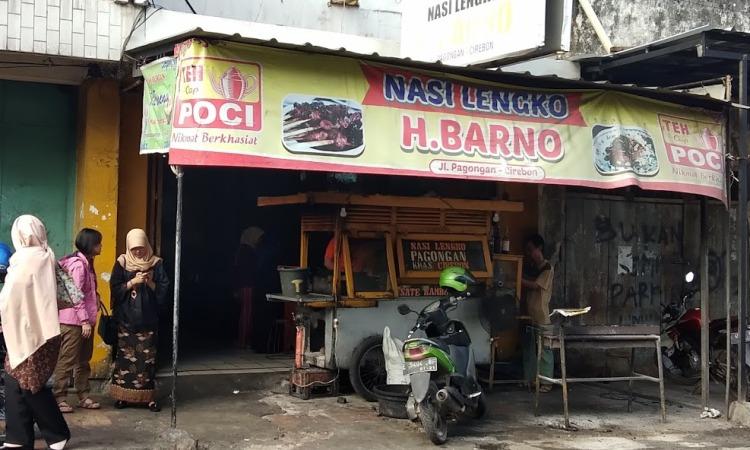 Nasi Lengko Haji Barno