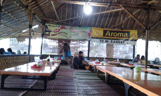 Nasi Tutug Oncom Mr Rahmat via Rizkiabdillah.wordpresscom