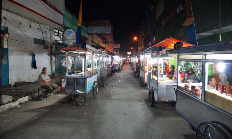 Pasar Ceplak - tempat makan di Garut
