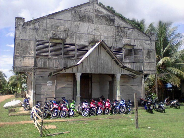 Pasar Muara Tembesi Via Aselcakep.blogspotcom