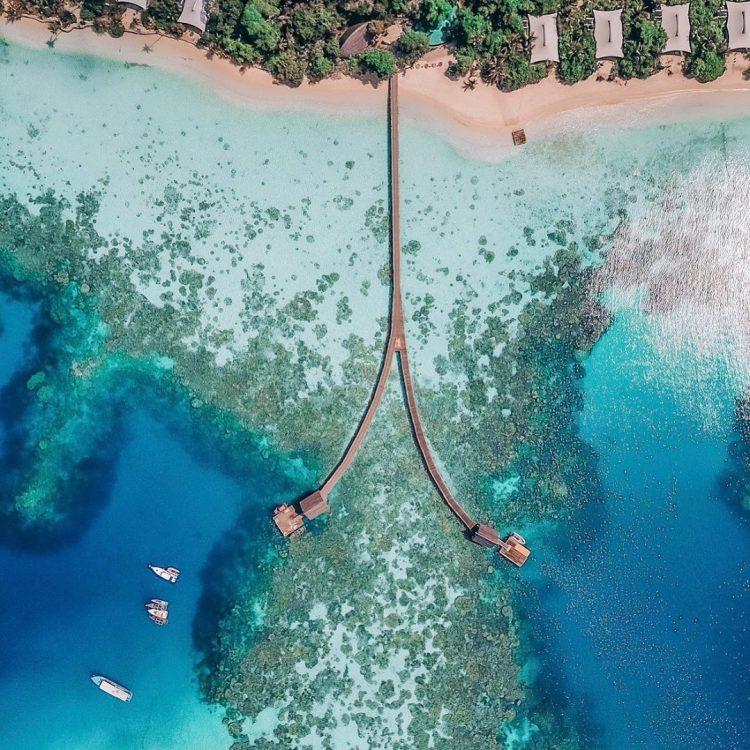 Pulau Bawah via IG @bawahreserve