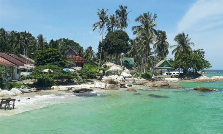 Pulau Berhala via Batampos