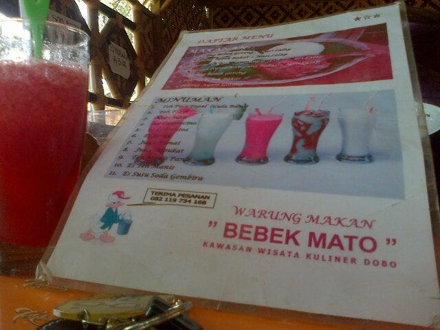 Pusat Kuliner Kota Banjar Doboku Ligar