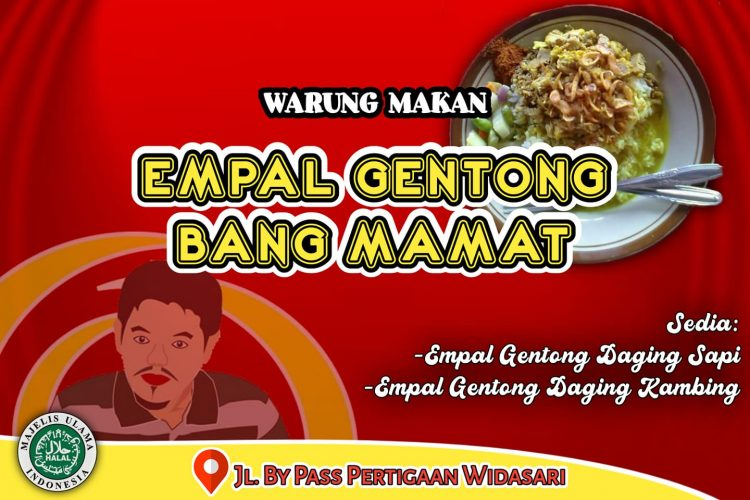 Resto Empal Gentong Bang Mamat