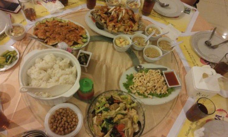 Restoran Marina via Tripadvisor