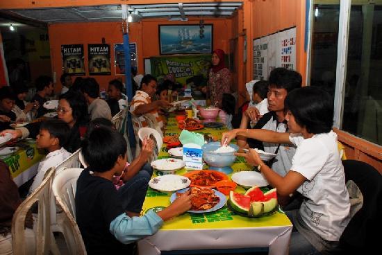 Rumah Makan Berkah Seafood