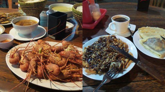 Rumah Makan Chez Mama Cilacap via IG @limrasjidi