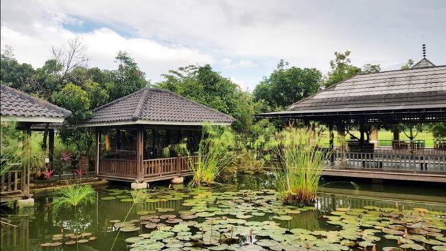 Rumah Makan Kampung Empang via BUsiness site