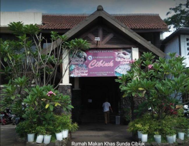 Rumah Makan Khas Sunda Cibiuk