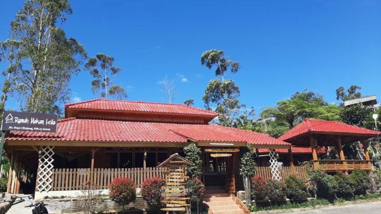 Rumah Makan Leila - tempat makan di Garut