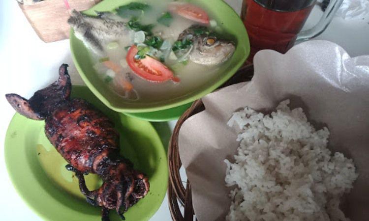 Rumah Makan Lesehan Sop Ikan Neng Jihan via Google Maps