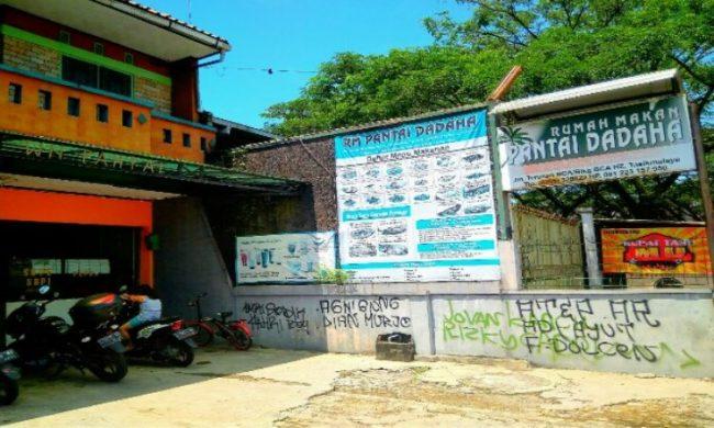 Rumah Makan Pantai Dadaha