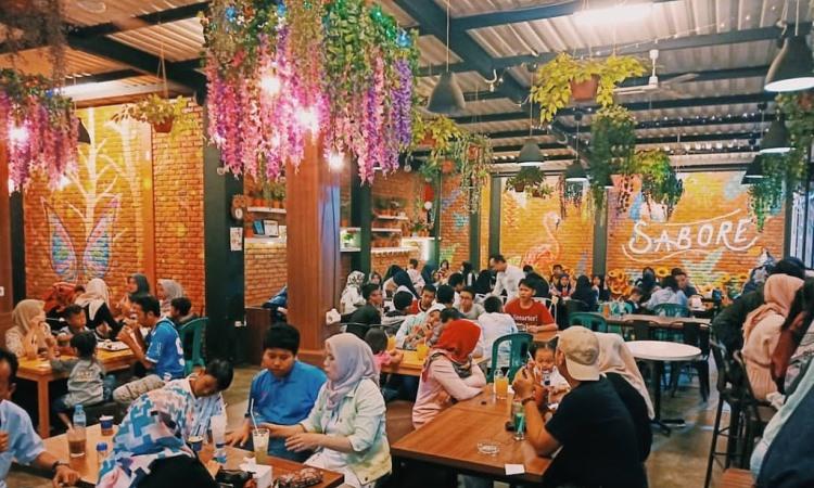 Sabore Kitchen via Cianjur Joutney Online