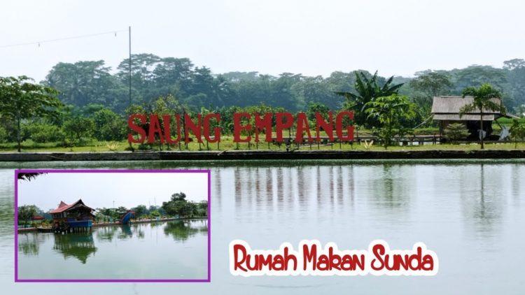 Saung Empang via Youtube