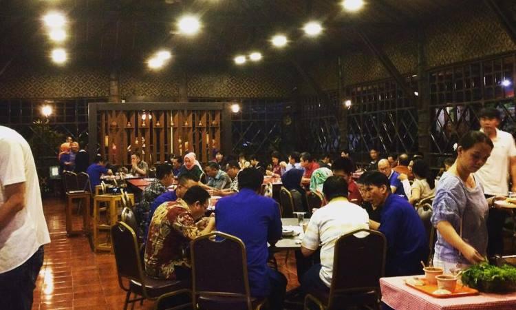 Saung Nikmat Cianjur via FB