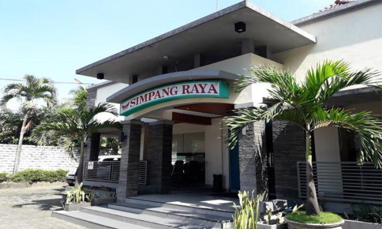 Simpang Raya Resto via Tribunnews