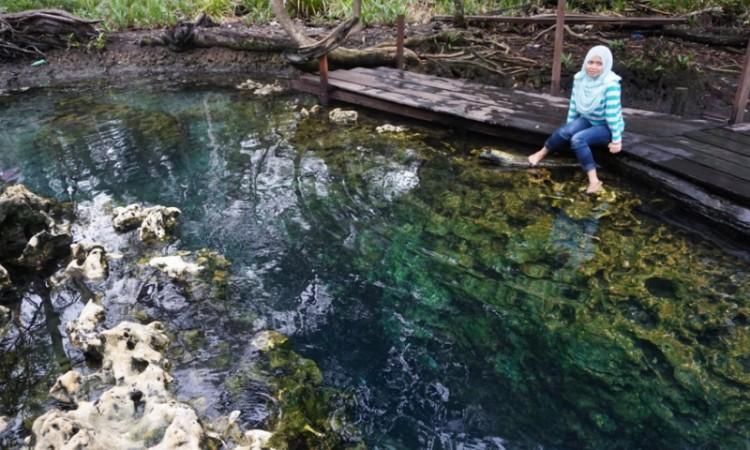 Sumber Mata Air Panas