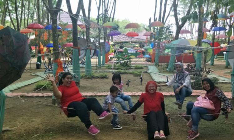 Taman Payung via Onlinejambi