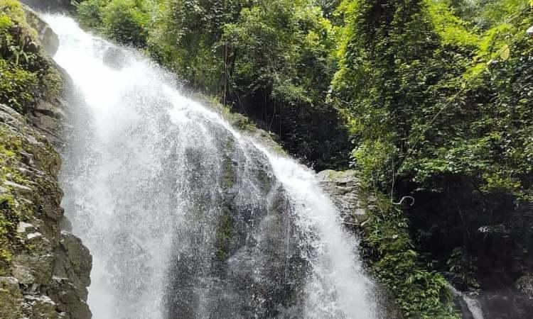 Wisata Air Di Batang Asai via IG @batangasaiindonesia
