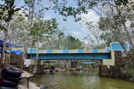 Wisata Sungai Batu Putih via Jei Anggiriestu