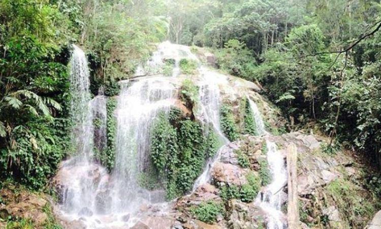 Air Terjun 12 Tingkat Sungai Lengginai via Kerincitraveling.wordpresscom