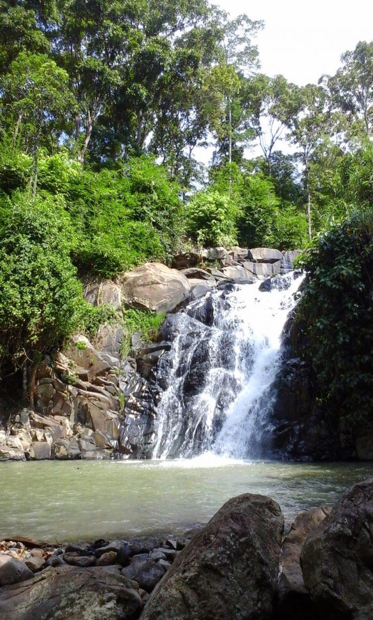Air Terjun Seng - Tempat Wisata Di Tanjung Jabung Barat